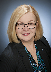 Cathie O'Toole, General Manager, Halifax Water