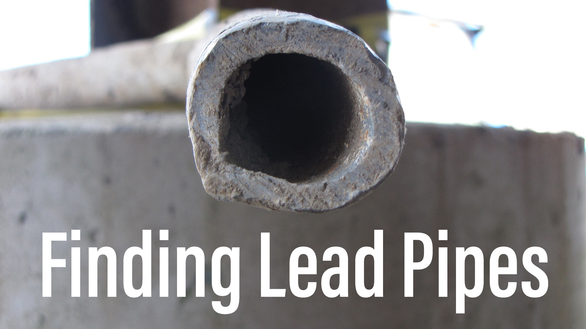 Finding Lead Pipes Thumbnail