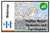 Thumbnail image of the Hydrant and Catchbasin map
