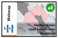 Thumbnail image of Lead Service line map