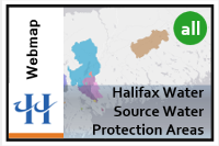 Thumbnail image of source water protection map