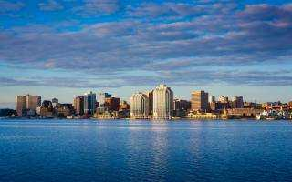 Banner Image - Cogswell District Energy System - Halifax Skyline 2