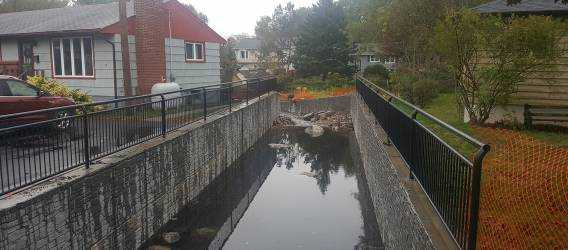 Ellenvale Run Channel Upgrades